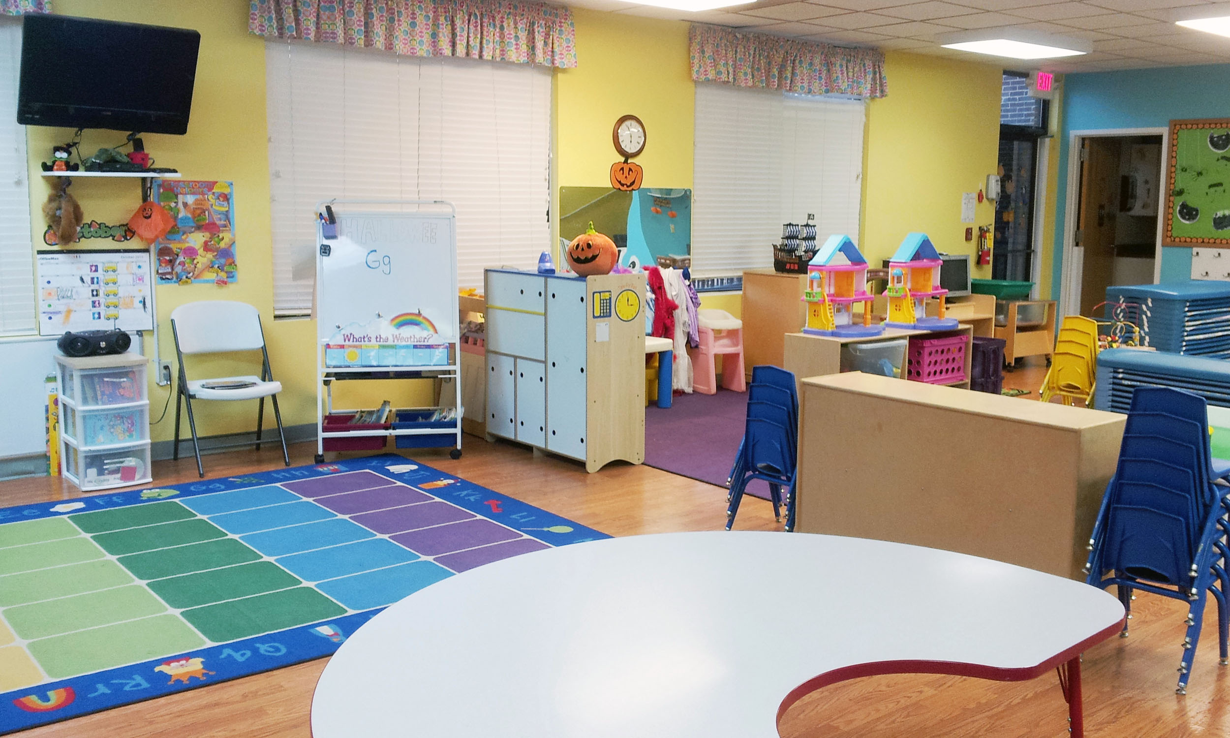 On-site Daycare